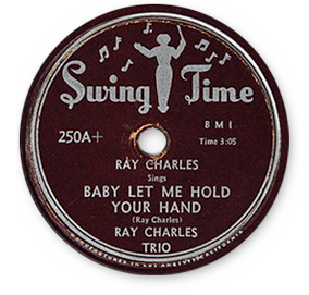 Swing Time record