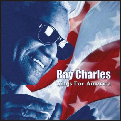 Ray Charles Sings For America album cover