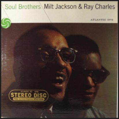 Soul Brothers With Milt Jackson album cover