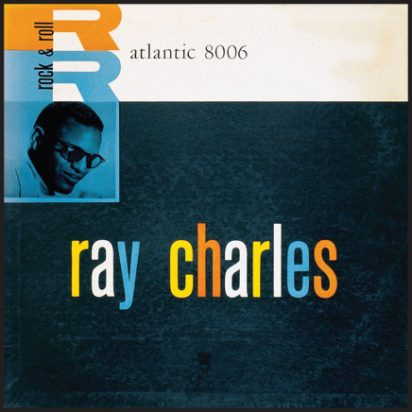 Ray Charles and Hallelujah I Love Her So album cover