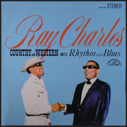 Country And Western Meets Rhythm And Blues (aka Together Again) album cover