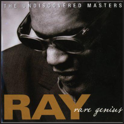 Rare Genius album cover