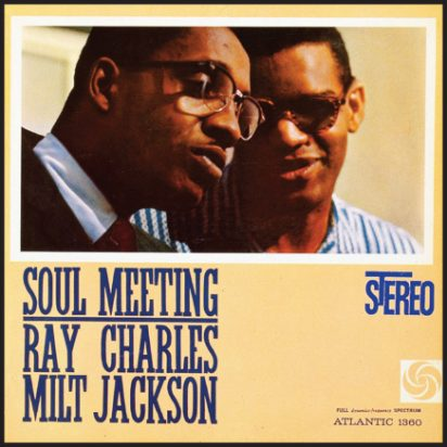 Soul Meeting With Milt Jackson album cover