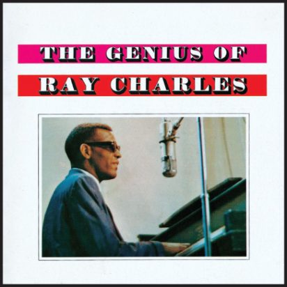 The Genius of Ray Charles album cover
