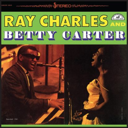 Ray Charles and Betty Carter album cover