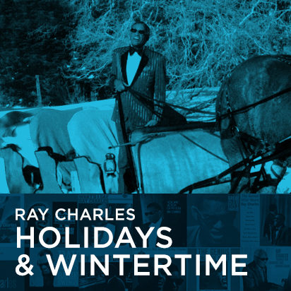 Ray Charles Holidays & Wintertime