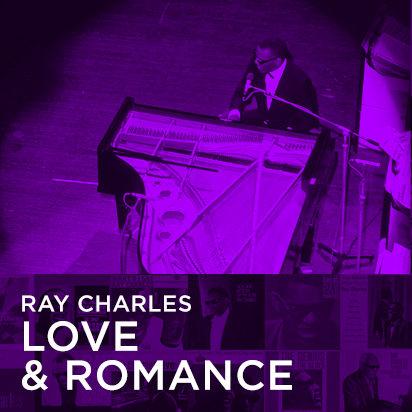 Ray Charles Love & Romance