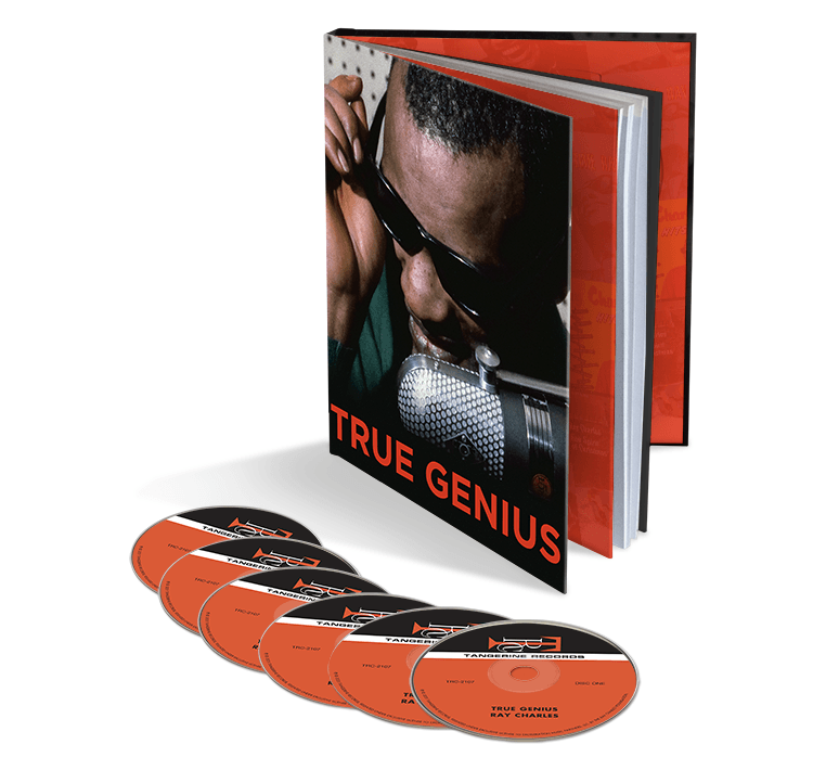 The Ultimate Ray Charles Collection box set.
