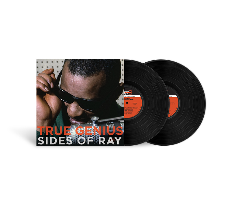 """The musical """"sides"""" of Ray collection."""